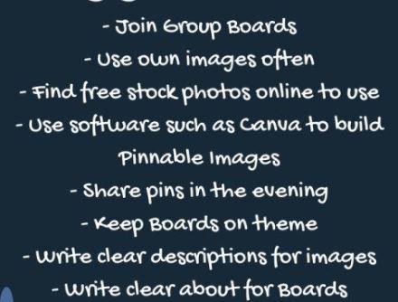 Pinterest Tricks for bloggers