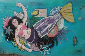 Mermaid in Distress