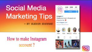 Instagram Marketing Tips By Sudhir Sharma