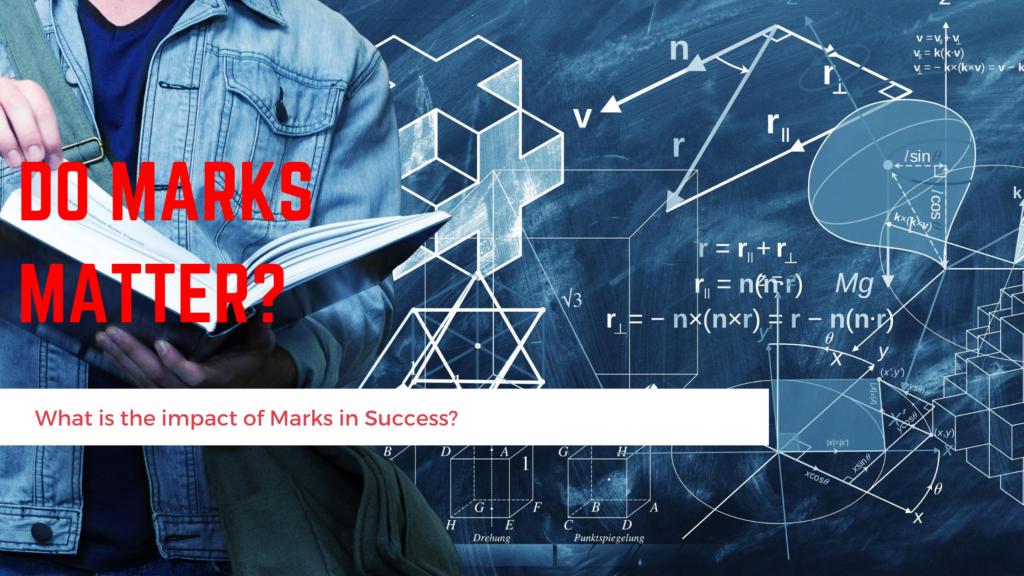 Do marks Matter?